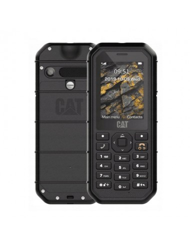 Cat B26 Dual Sim Black