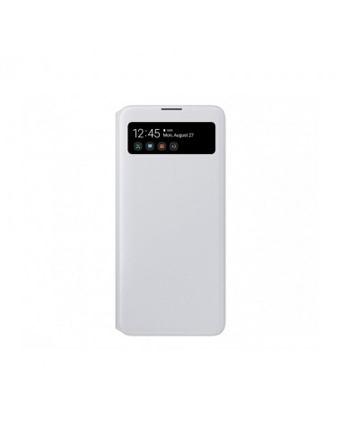 Samsung Wallet Cover A71 White