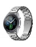 Spiden Band Samsung Watch 3 45mm(R840/R845) / Huawei Watch GT2 46mm SILVER